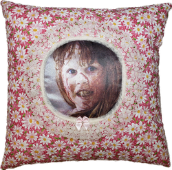C*NTING DAUGHTER DAISY PILLOW
