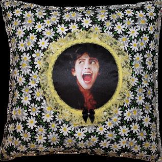 Angela Daisy pillow