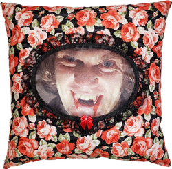 VAMPY ALEX ROSE PILLOW