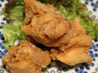 鶏もも肉の唐揚げ 1個