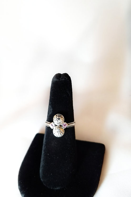 Moonlight Flower Ring 