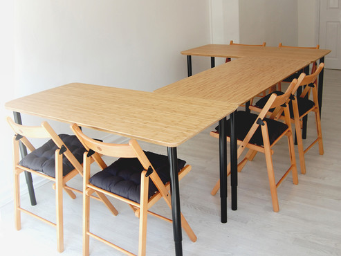 Flexible furniture options