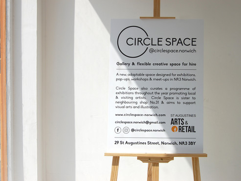 Circle Space Norwich