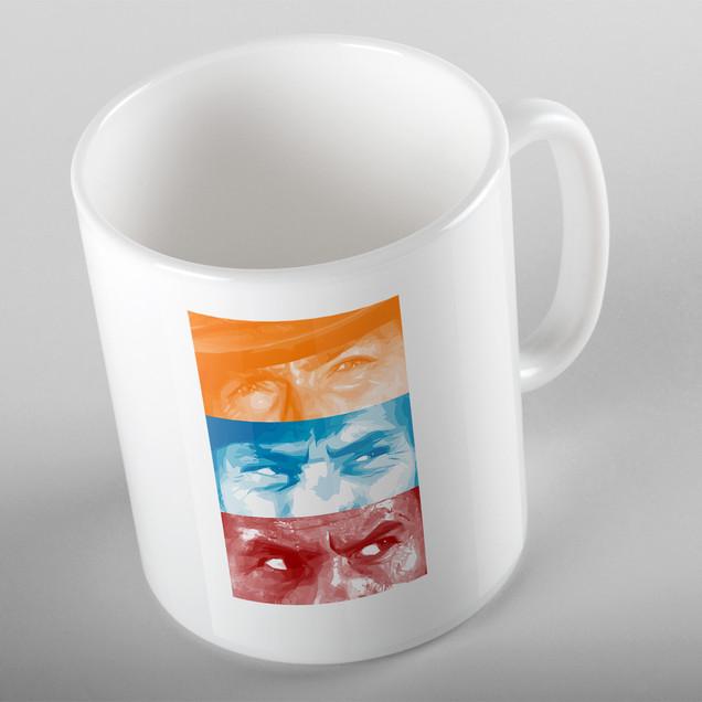 Mug - The Good, The Bad, and The Ugly