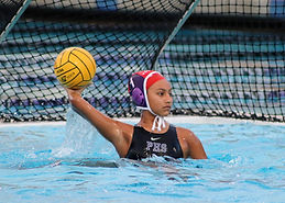 Girls Water Polo at Portola High School Irvine