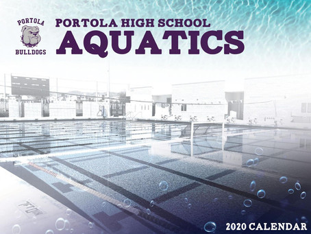 Order Your 2019-2020 Aquatics Calendars Now