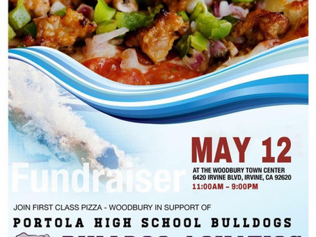 Senior Night and Eat Out at First Class Pizza - 5/12