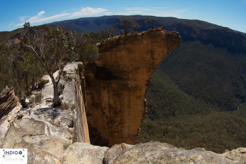 Hanging Rock - Grose Valley