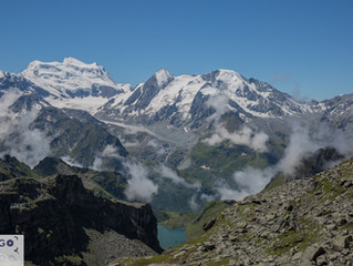 Haute Route, The Walkers Route / 12 Days  Chamonix To Zermatt -