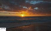 Sunrise over Surfers Paradise Gold Coast Queensland