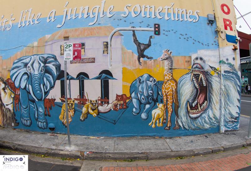 Newtown Street Art - One of My Fav's