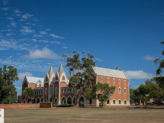New Norcia / Australia's only Monastic Town - Western Australia.