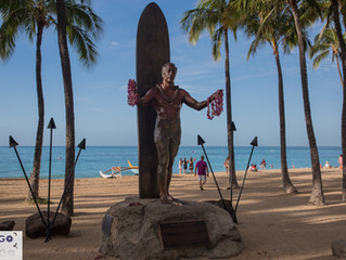 Waikiki Honolulu Oahu Hawaii