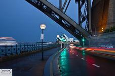 Sydney Harbour Bridge & Sydney Opers House