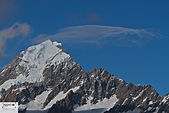 Mt Cook South Island New zealand