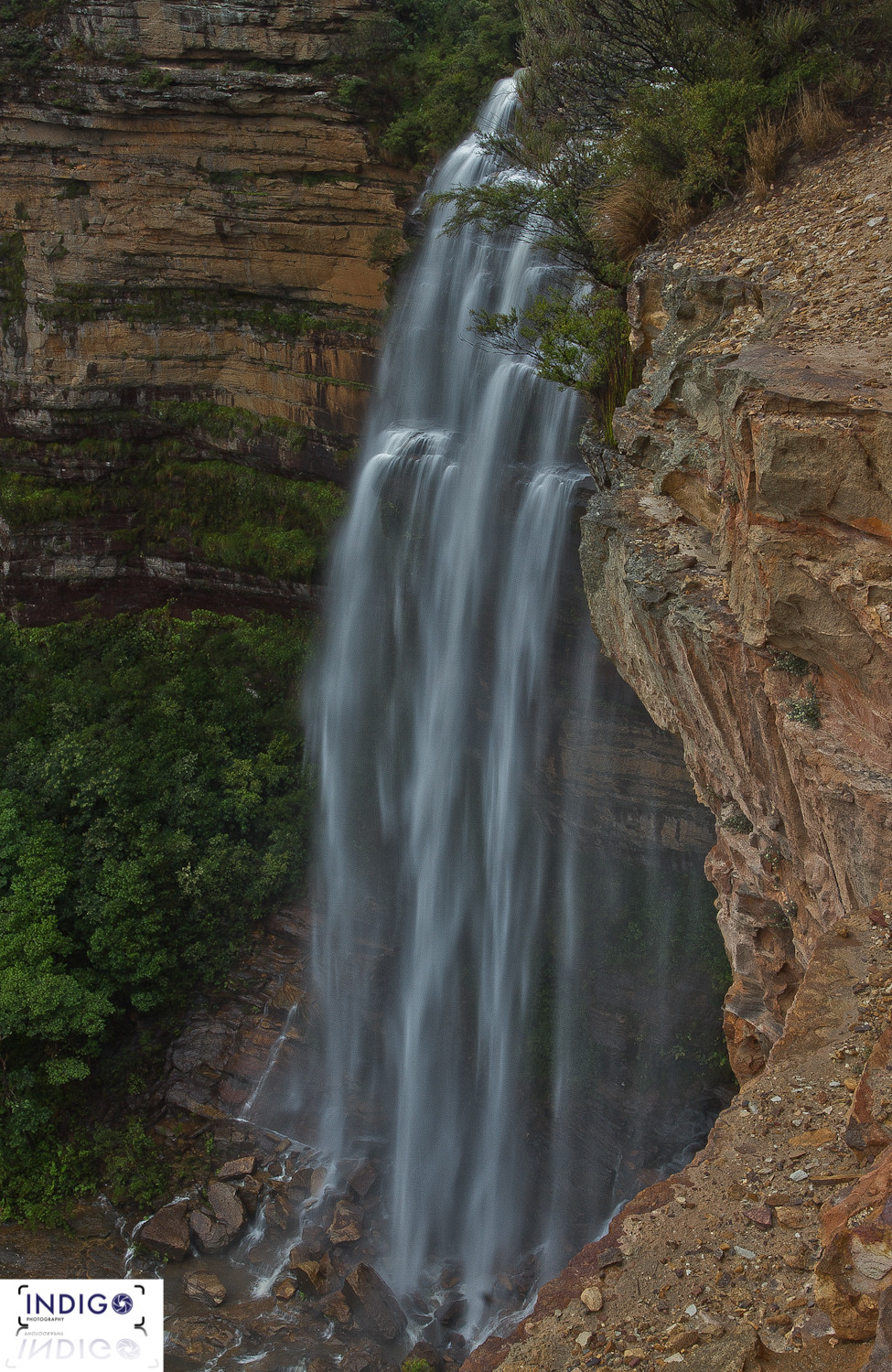 The Majestic Wentworth Falls