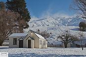 Cardrona Chapel South Island New Zealand