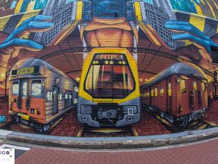 Graffiti / Street Art of Sydney's Inner West