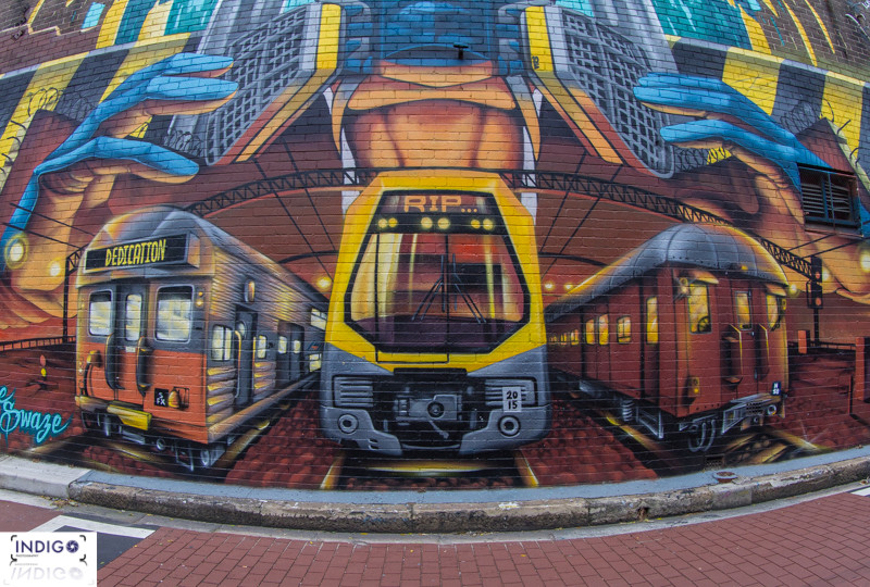 St Peters Street Art