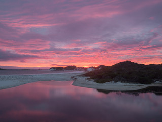 The Bay Of Fires, A Trek Into Tasmanian Coastal Wilderness -