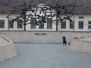 Dachau Concentration Camp / Memorial Site World War 2