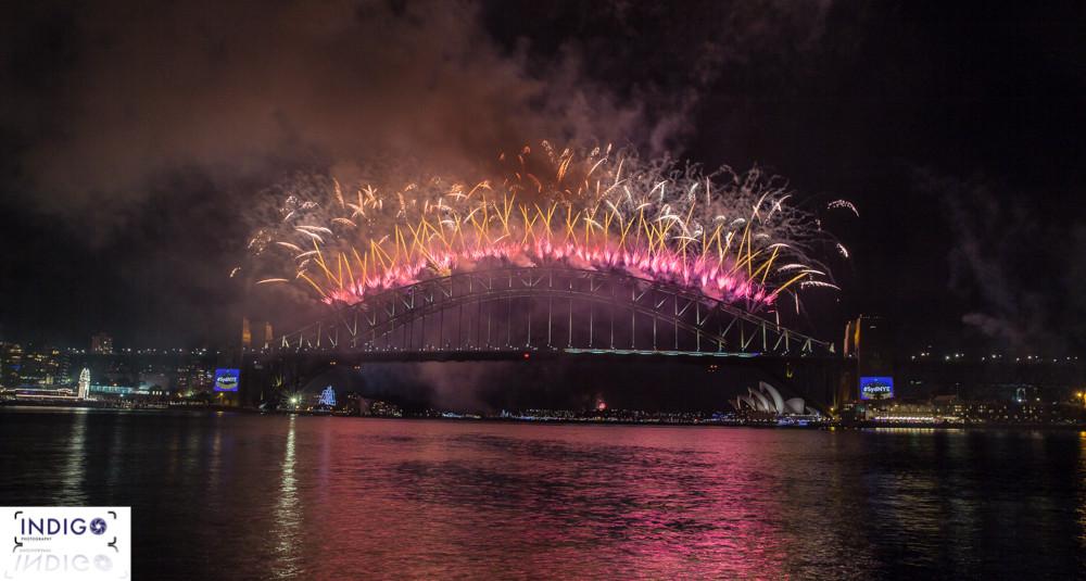 New Years Eve Sydney 16/ 17