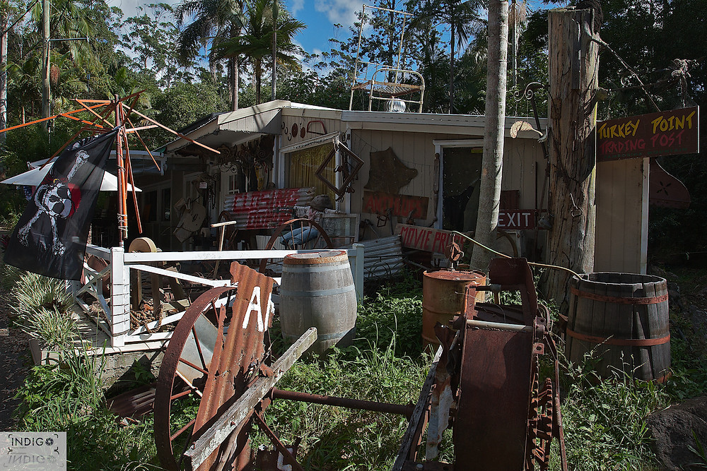 Mt Tamborine Abandoned Property -