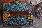 Street Art Melbourne City