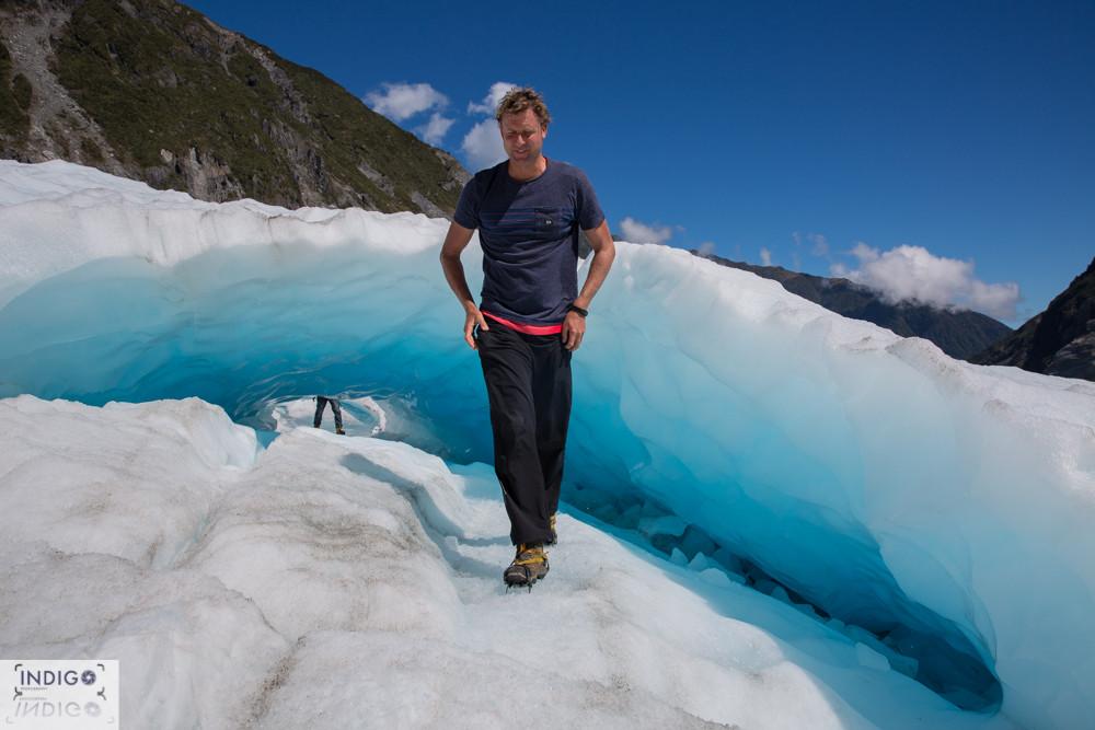 Heli Hike Fox Glacier / South West New Zealand