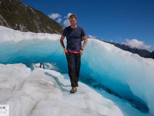 Fox Glacier - The Wild Side of the West Coast / South Island New Zealand.