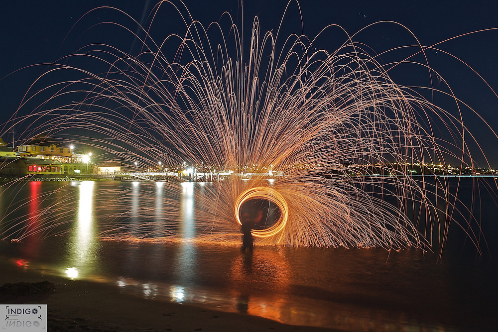 Ring of Fire at Chowder Bay