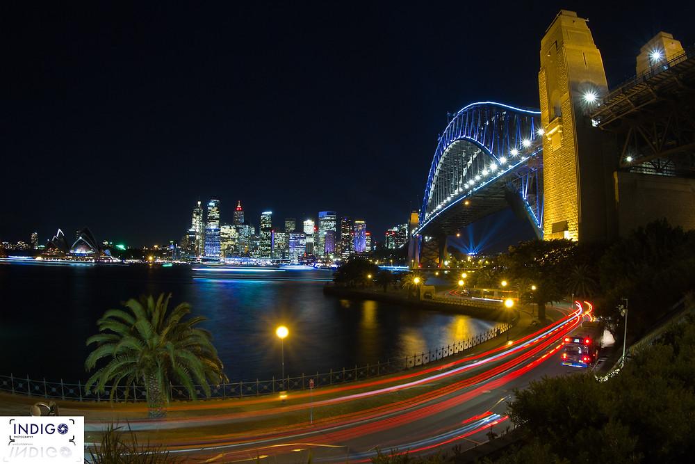 Great Views of the Sydney Harbour Bridge from Kirribilli