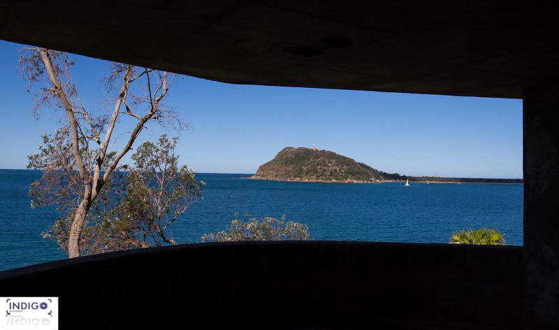 West  Head Fort looking to Barrenjoey Helaa