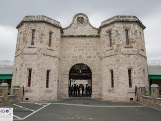 Fremantle Prison - The Convict  Establishment