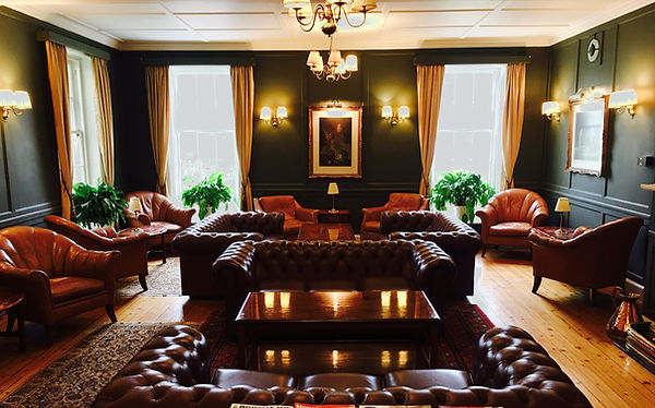 Canva - Interior Design of a Hotel in Sc