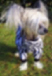 hundoveraller, fleeceoverall, hundkläder, overaller till hundar