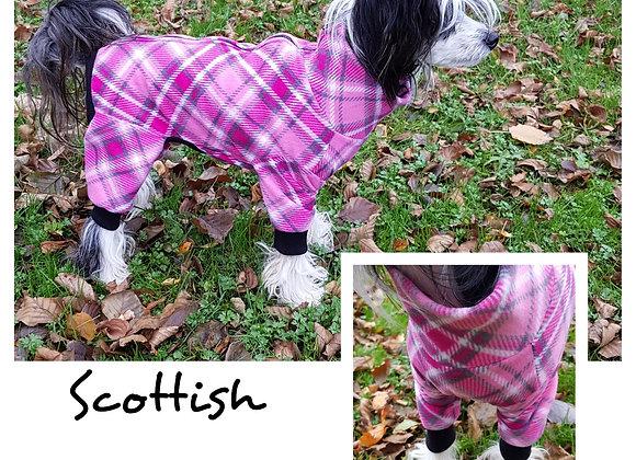 Fleeceoverall Scottish