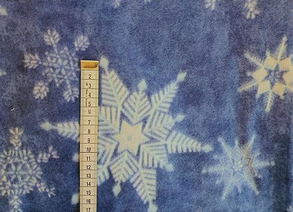 Fleeceoverall Snowflake