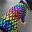 Thumbnail: Trikåoverall Rainbow Dragon
