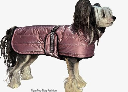 Hundtäcke Pink de Lux