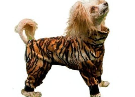 Fleeceoverall Tigris