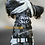 Thumbnail: Hundtäcke Reflex Rock n Roll Neonorange