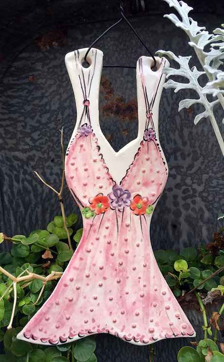 Ceramic Chemises Lingerie (Candy Dreams)