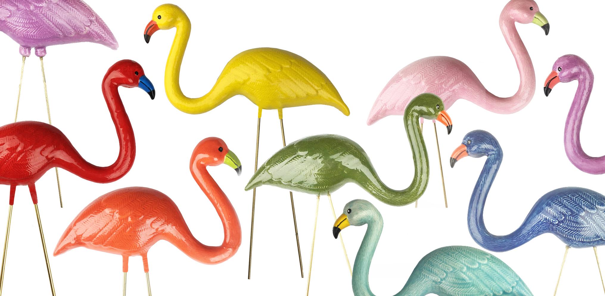 homepage flamingo