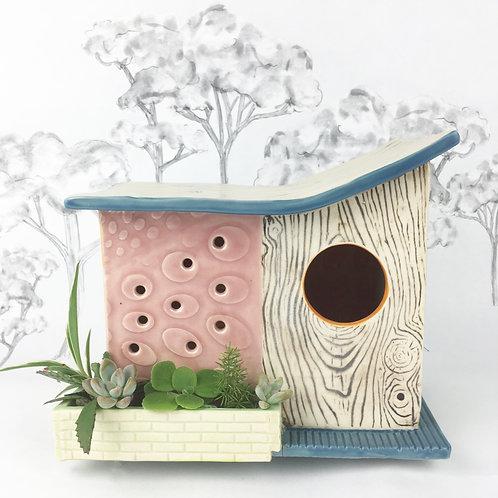 The Valley Mid Century Modern Bird House