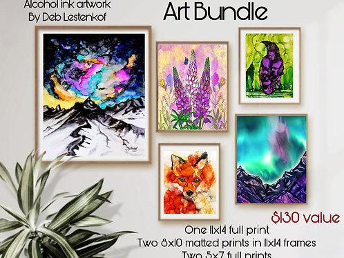 Art Bundle (Special!)