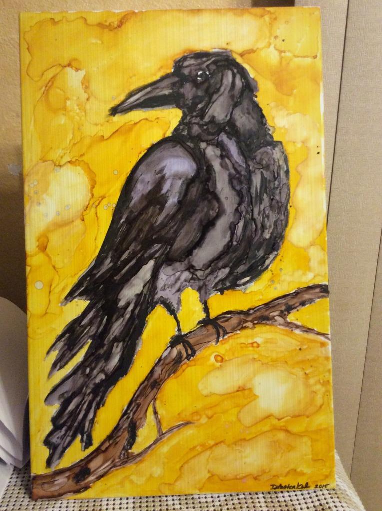 raven finish
