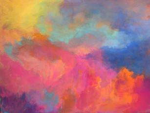 """36""""x48 acrylic on canvas"""