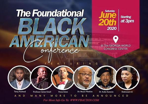Foundational Black American Conference.j