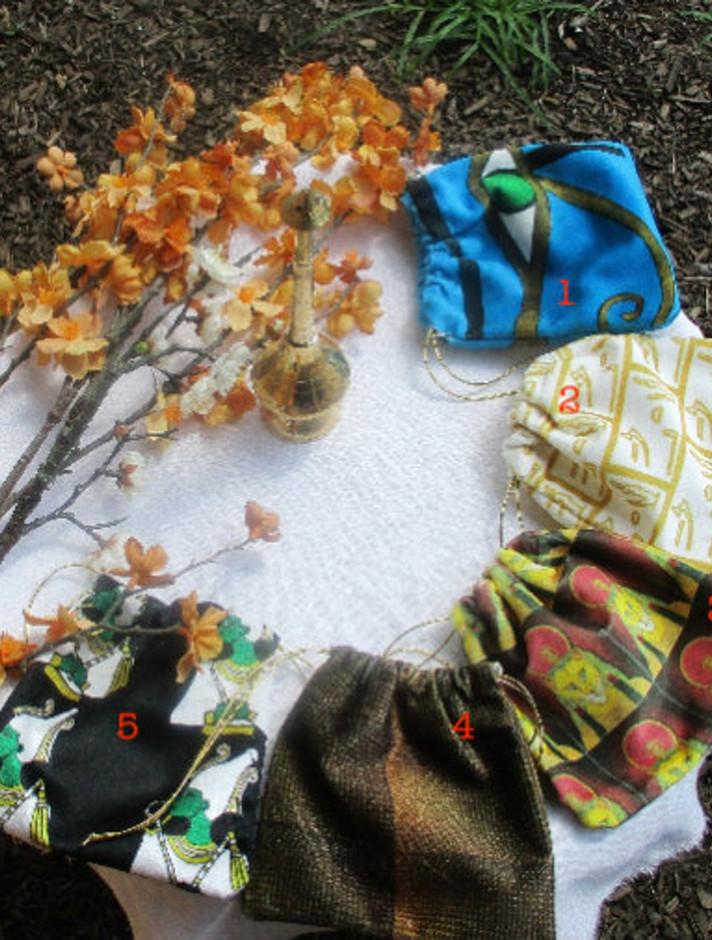 Travel altar bags